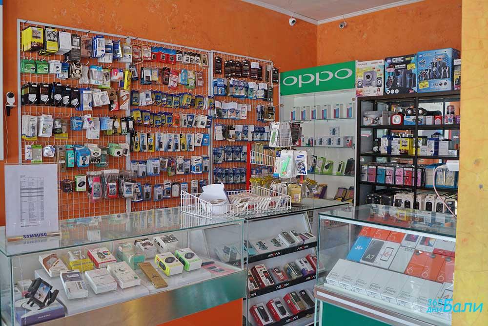 Как да си купим SIM карта в Бали и колко струва - магазин от вътре 2