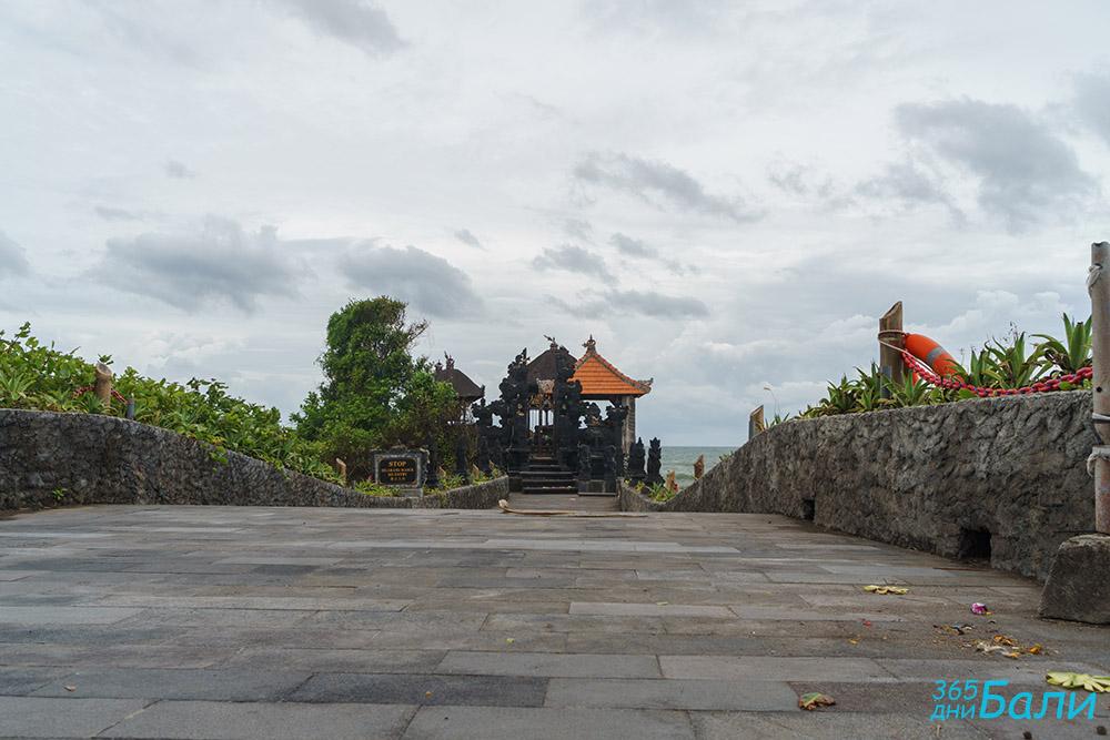 Pura Batu Balong - малък храм до Tanah Lot
