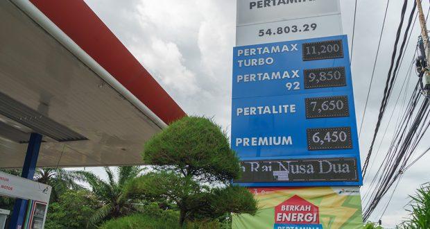 Колко струва бензинът в Бали