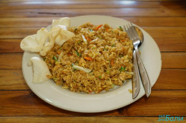 Наси горенг - усетете вкуса на Индонезия